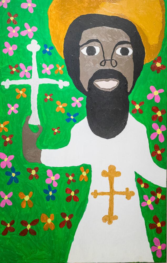 Ethiopian Jesus | Photo Credit: Eva Blue