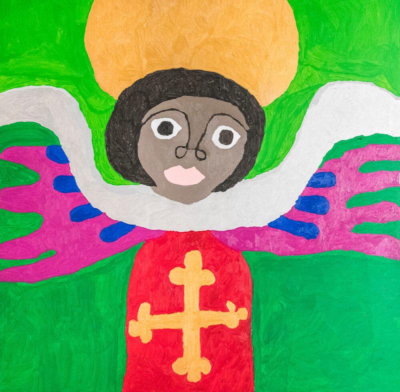 Ethiopian Angel | Photo Credit: Eva Blue