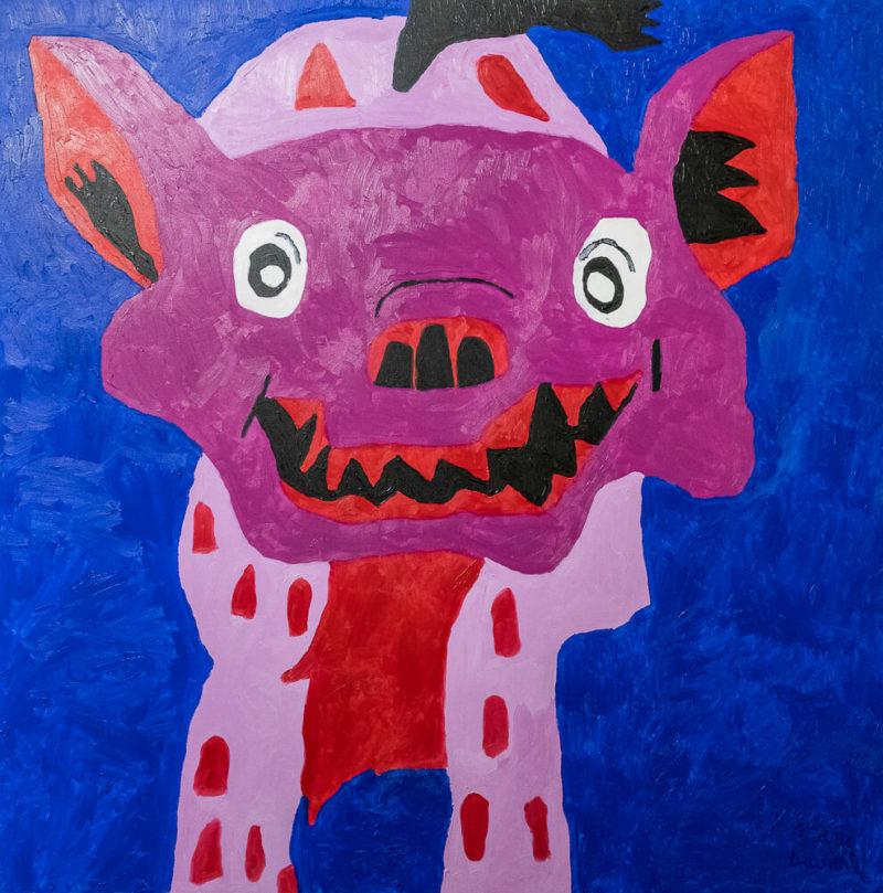Hyena | Photo Credit: Eva Blue