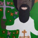 Ethiopian Jesus by Alana Barrell