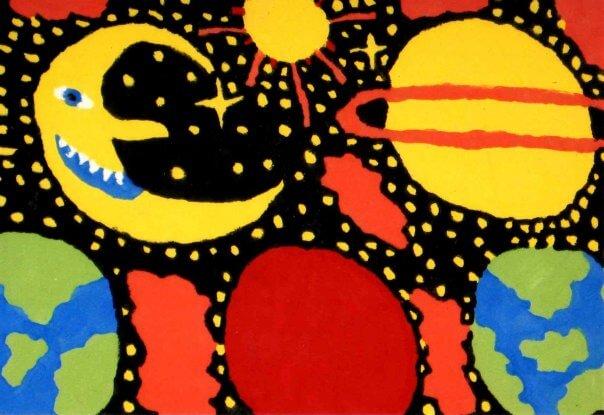 Universe by Alana Barrell
